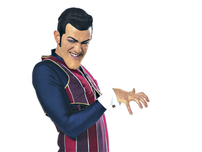 Image result for lazy town bad guy